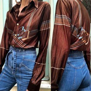 Vintage 70s top